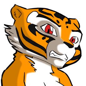 master tigress naked sex pics