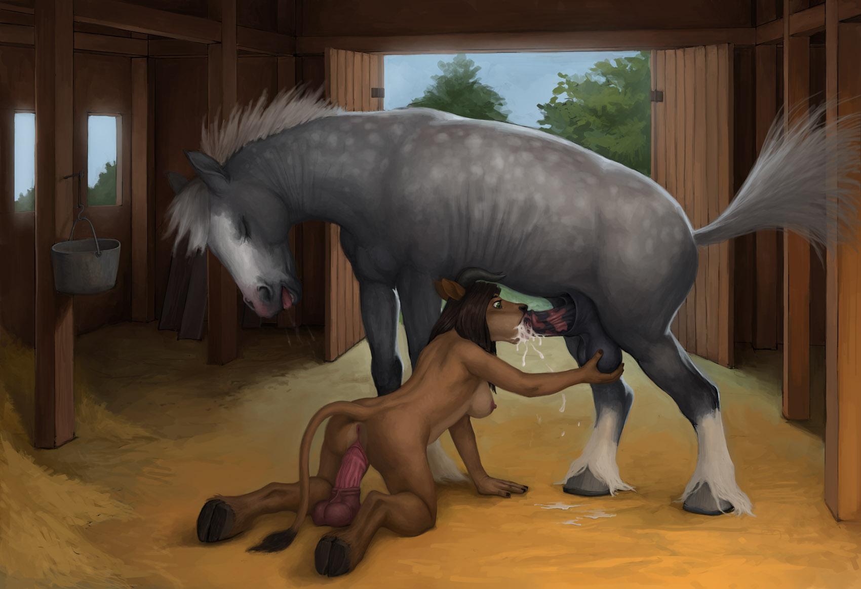 конный сэкс