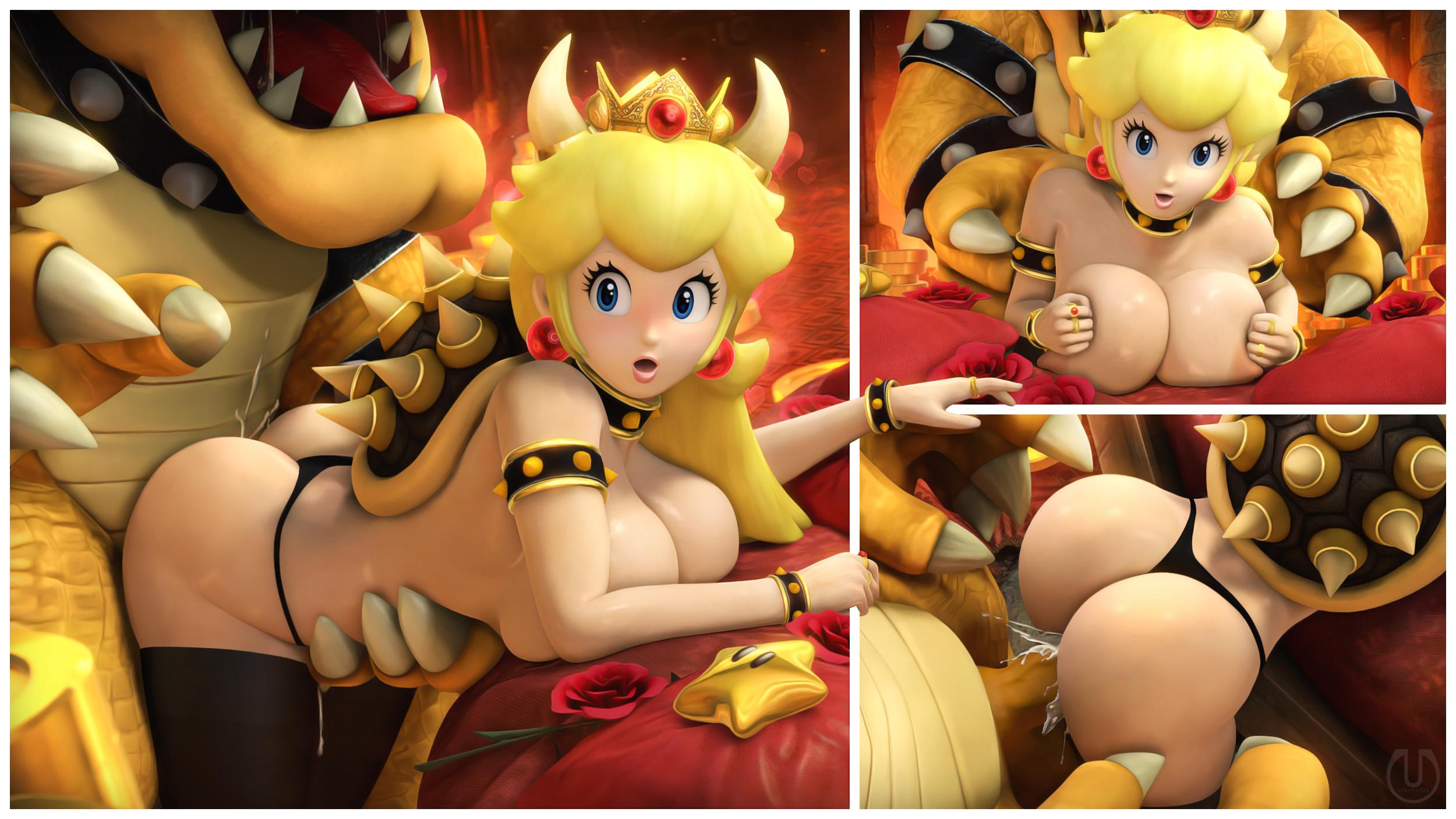 Prinzessin Peach Sex