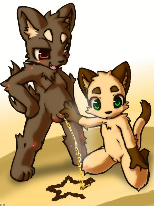Furry piss