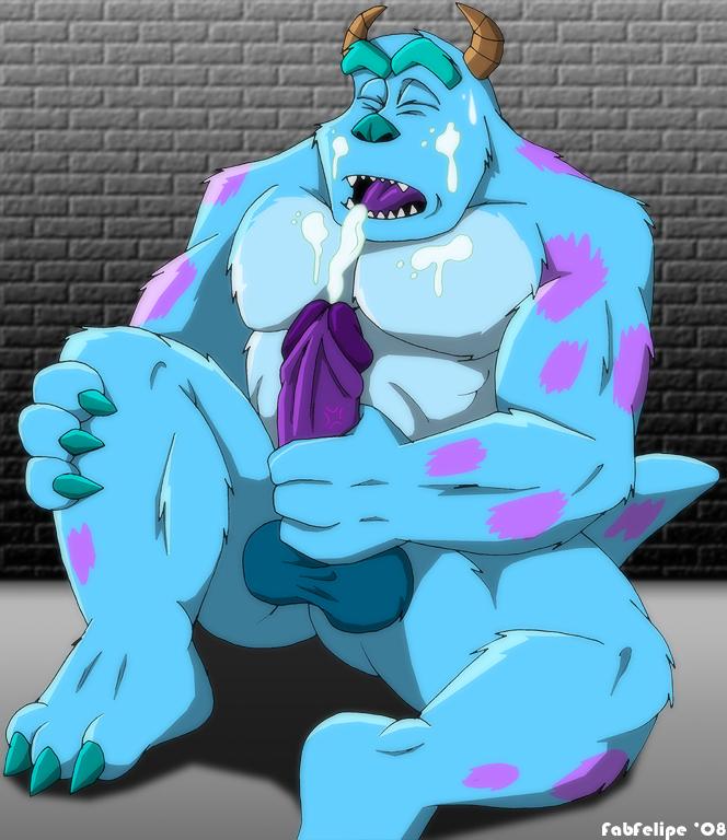 Gay monster Inc Porr