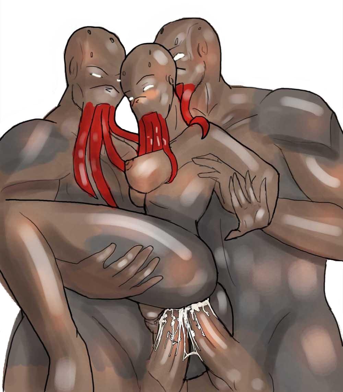 Порно сталкеров