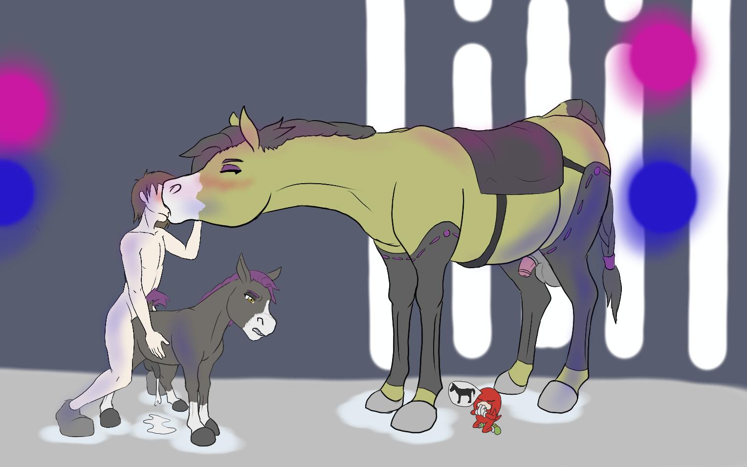 E621 Horse