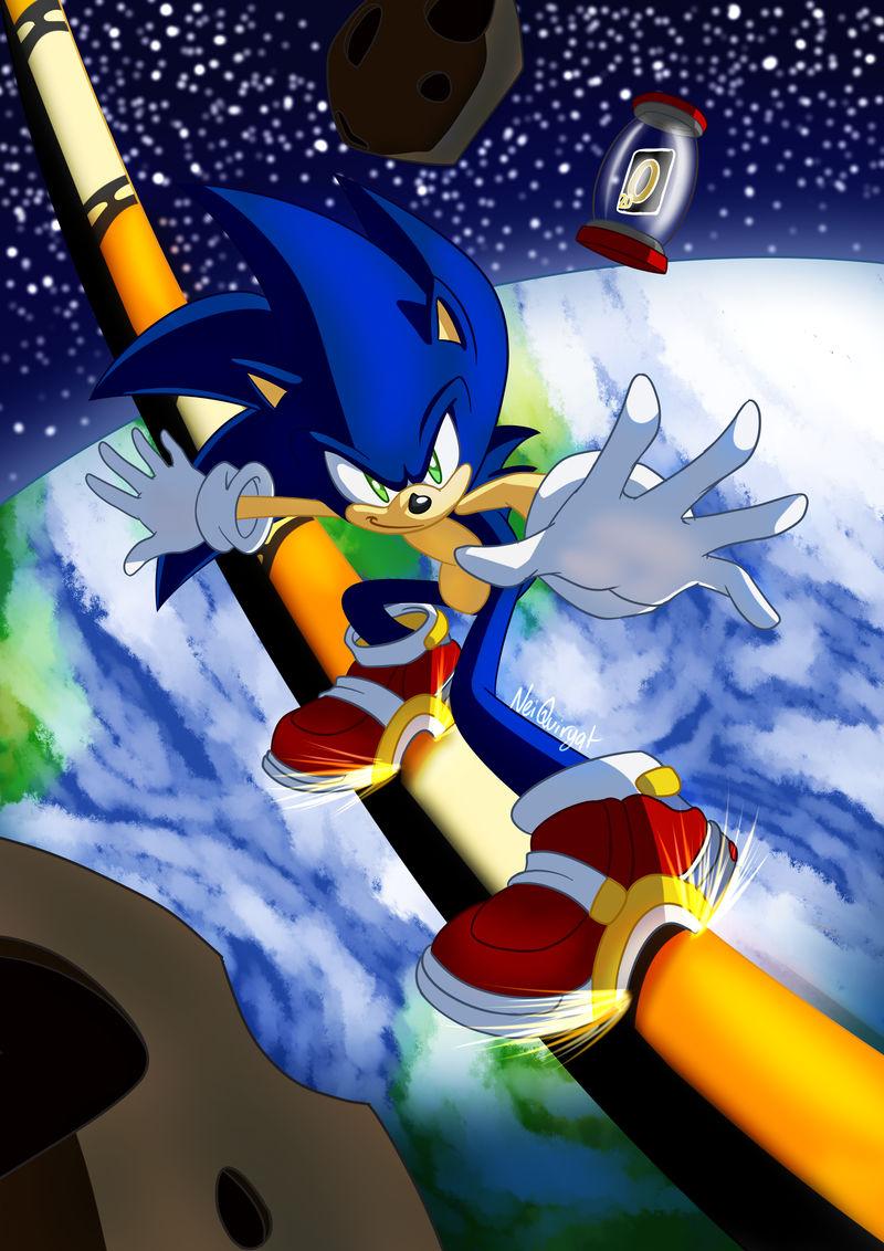 Sonic E621