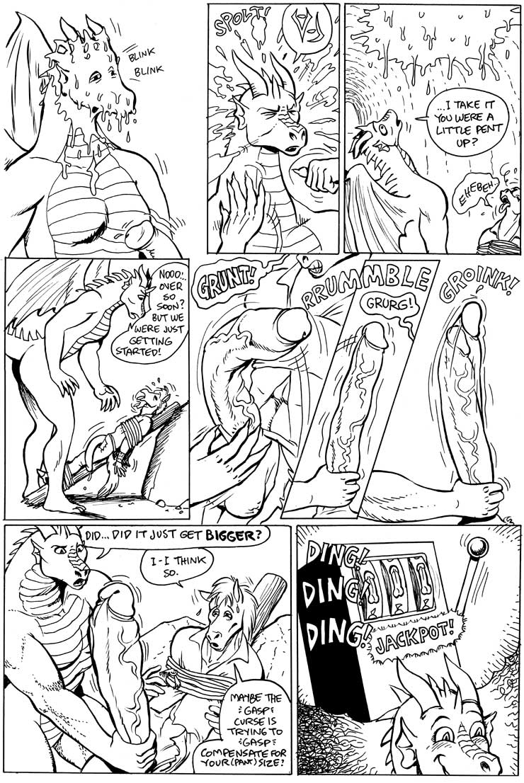 e621 2010 anthro black_and_white comic dragon duo equine female growth gustav_(here_there_be_dragons) here_there_be_dragons horn horse huge_penis hyper karno larger_female magic male male/female mammal monochrome muscular pen_(artwork) penis penis_growth pictographics scalie size_difference smaller_male traditional_media_(artwork) zashy