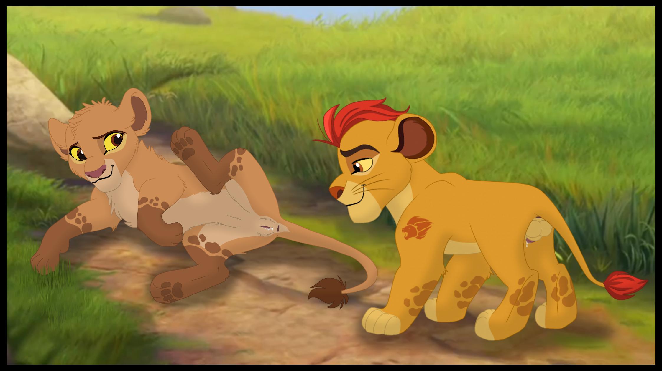 lion porno