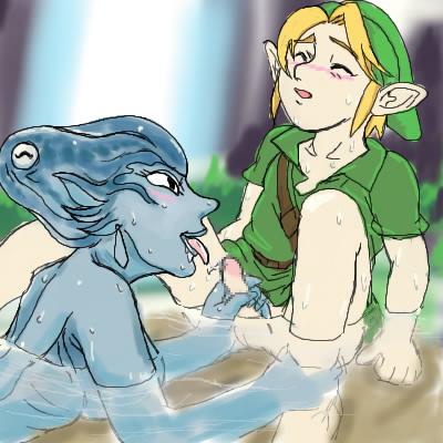 Junge Link Zelda Sex