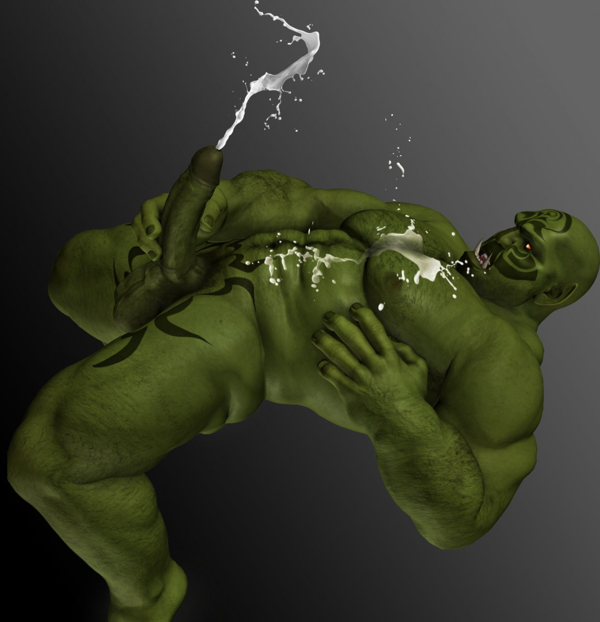 Boobs Nude Orc Male Pic