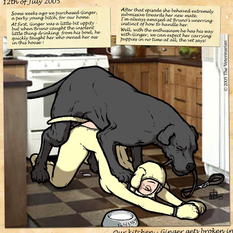 Animal bdsm порно