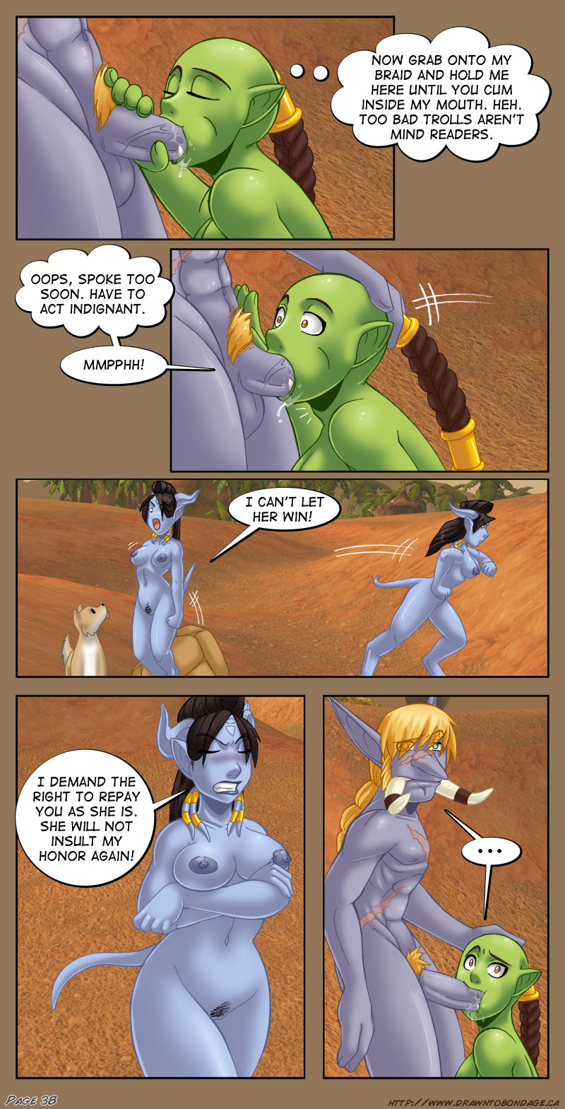 World of warcraft strange acquaintances comic hentai