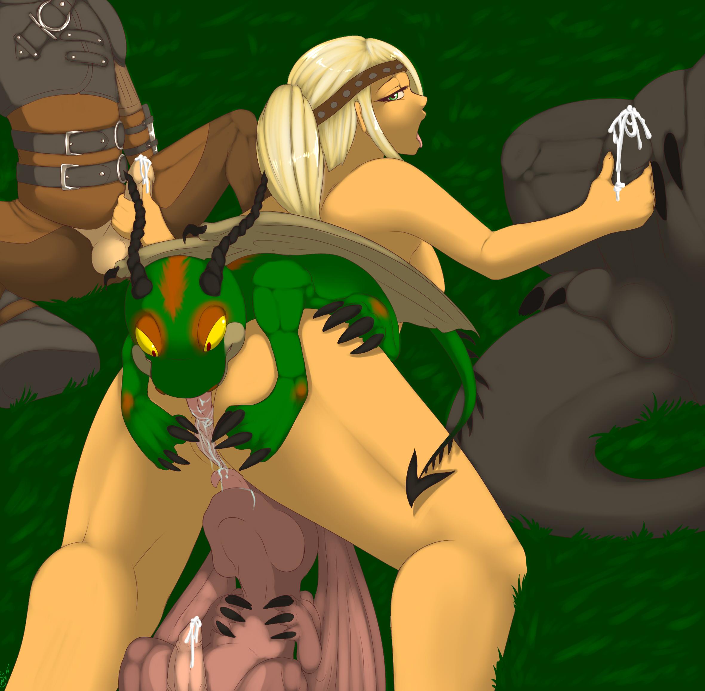 Секс марио и дракон 11 фотография