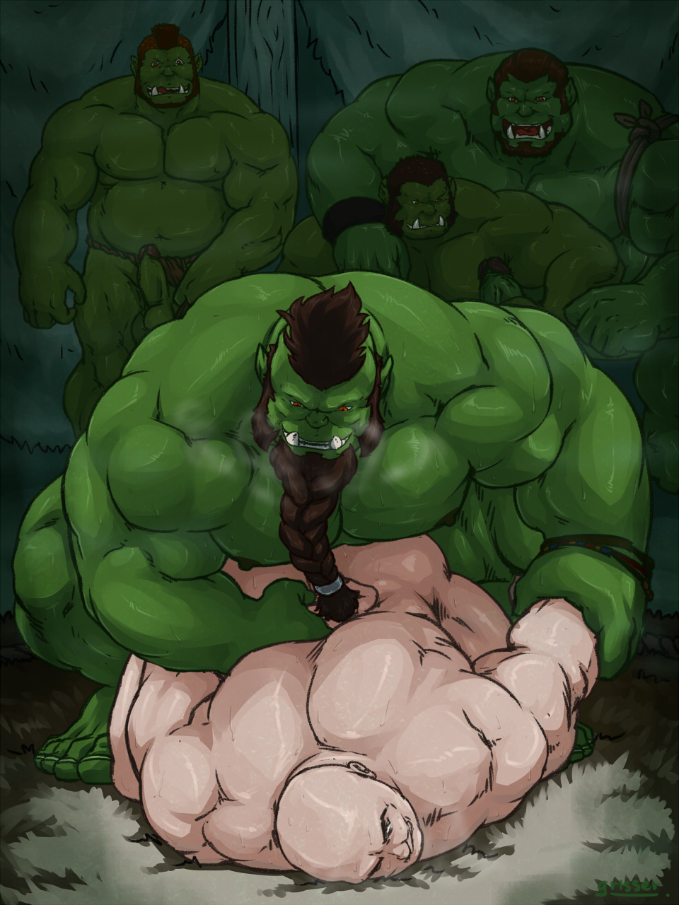 Tits Nude Orc Male Jpg