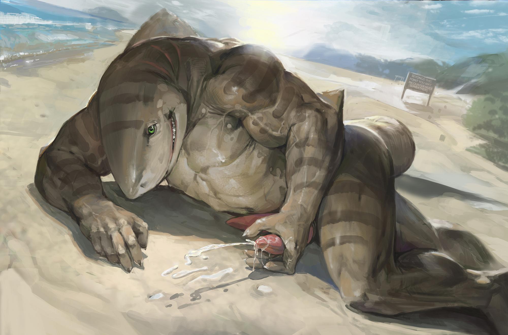 Cum Nude Beach