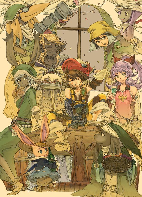 Final Fantasy Tactics A2: Grimoire of the Rift FAQ ...