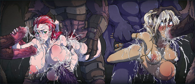 Beastman 3D Porn e621