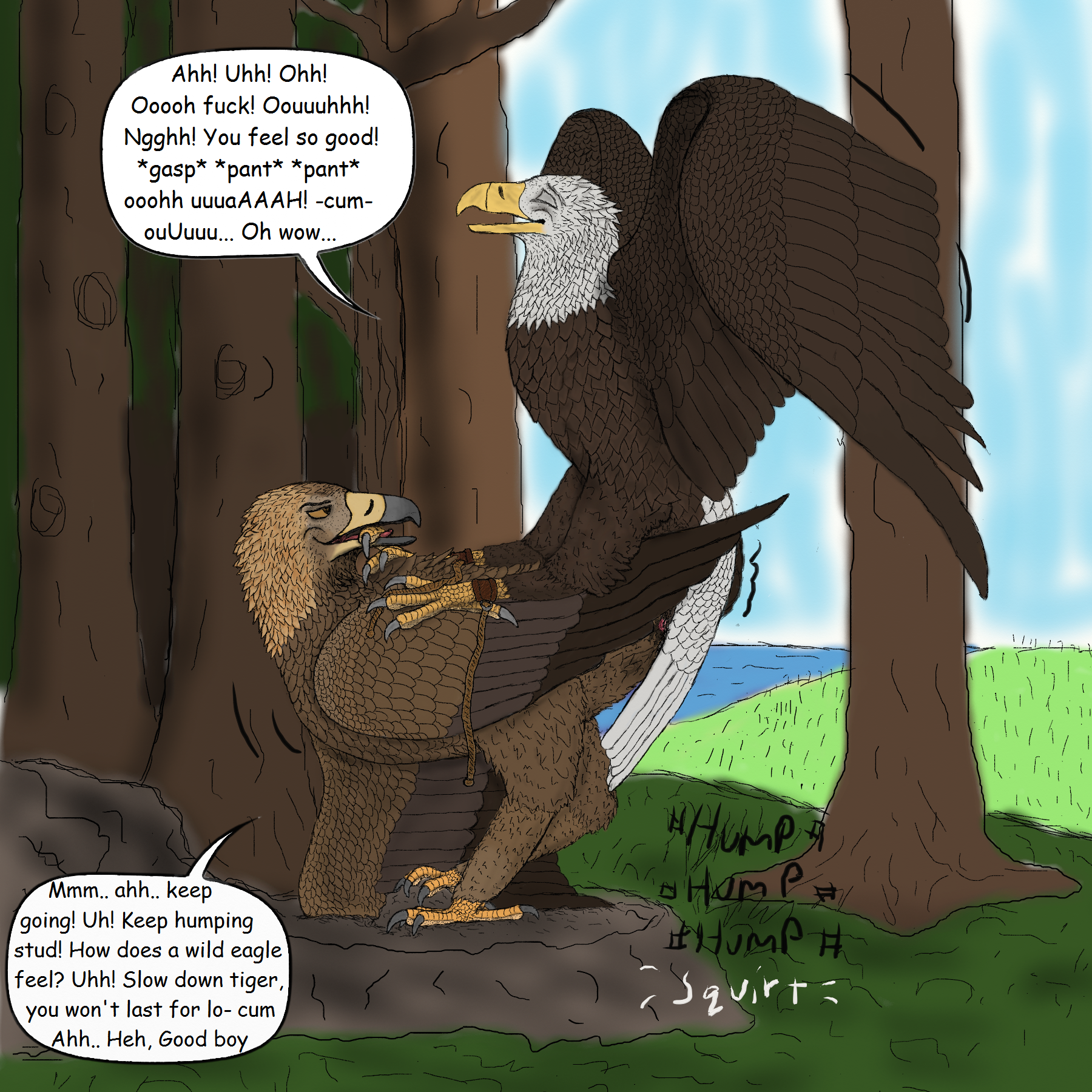 Bald Eagle Sex 64