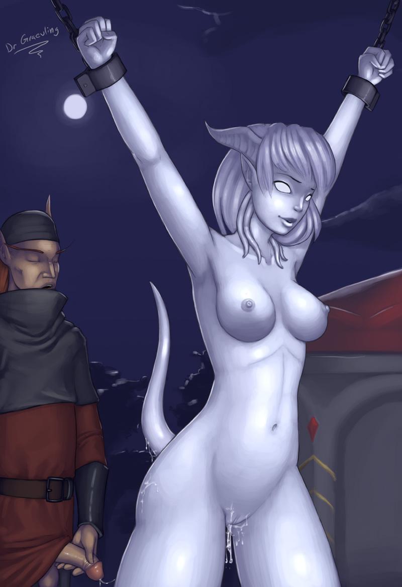 рисованное порно