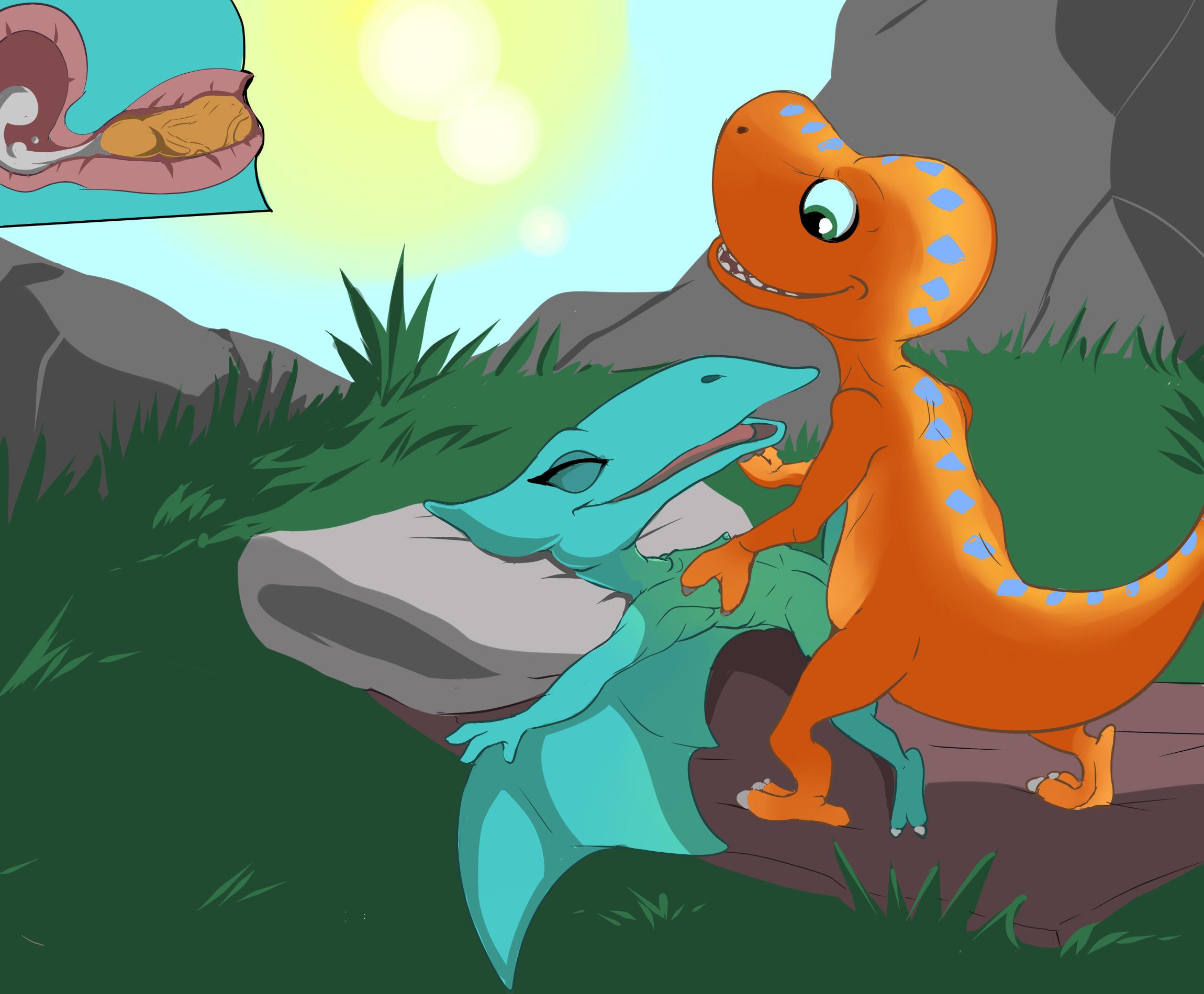 dinosaur train hentai