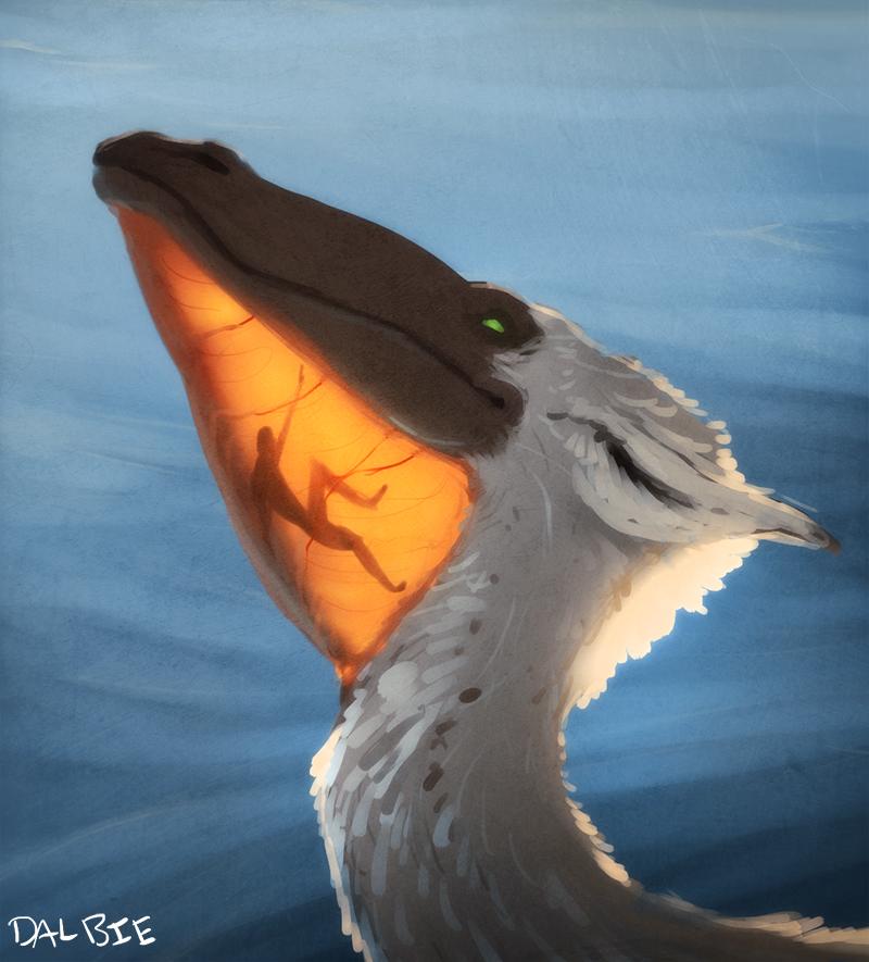 bird vore