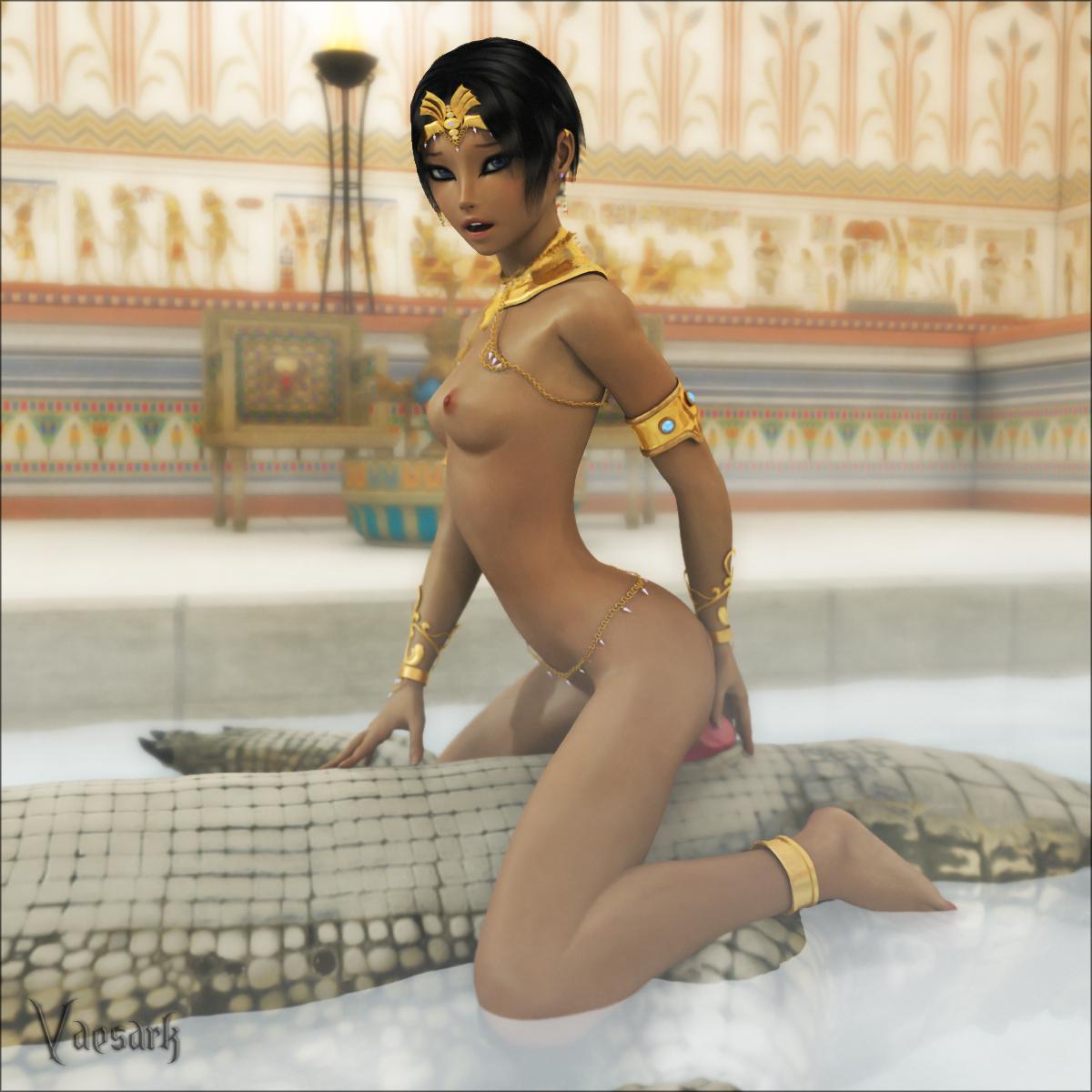 Nude Egyption 6