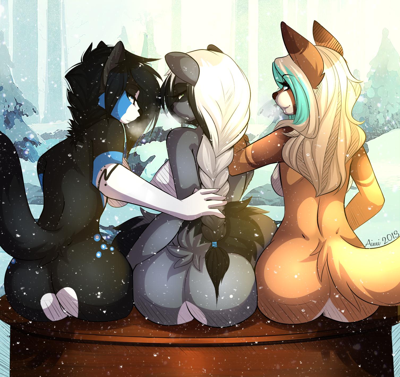 игры секс волки