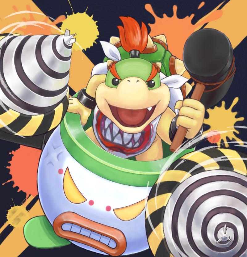 Mini Turbo Stat Mario Kart 8 Deluxe: #594147: Unknown_artist