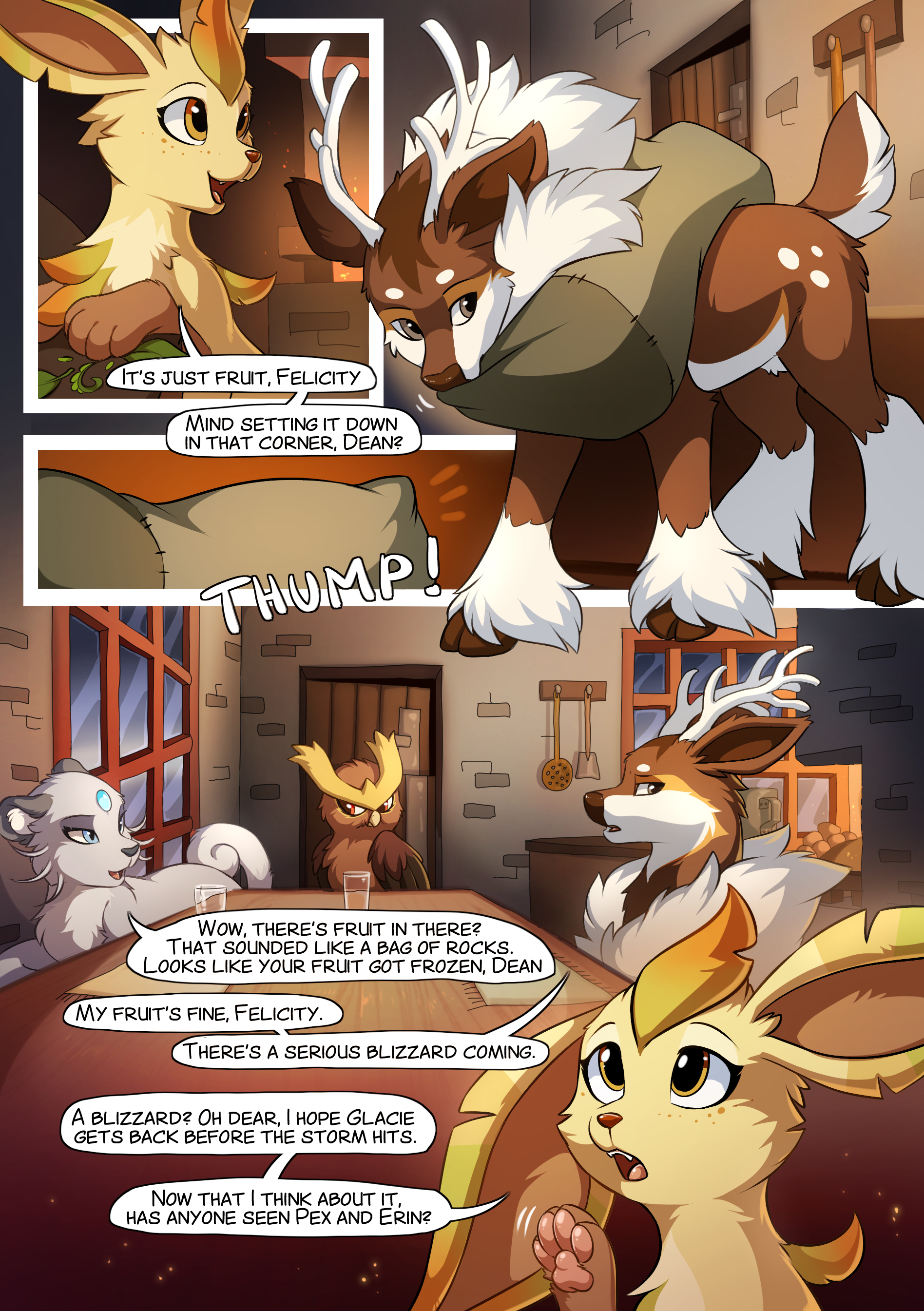 pokemon furry comic