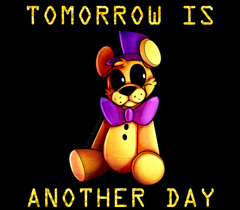 E621 black background bow tie english text five nights at freddy s