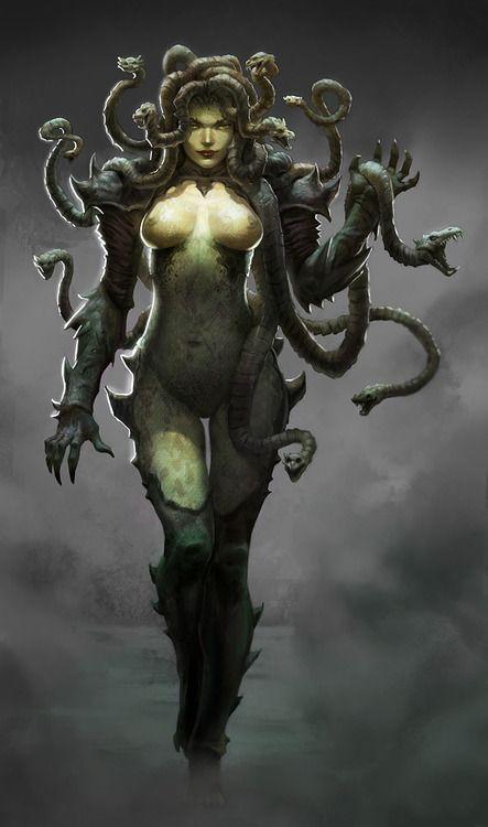 Celebrity Medusa Nude Png