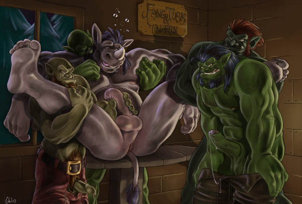 Sex Nude Orc Male Scenes
