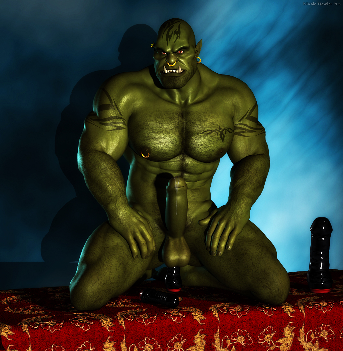 Finest Nude Orc Male Jpg