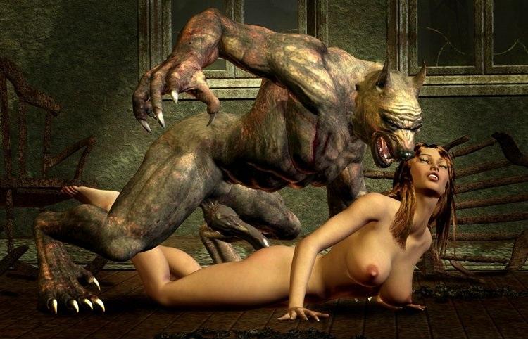 Порно фото смотреть бесплатно с монстрами