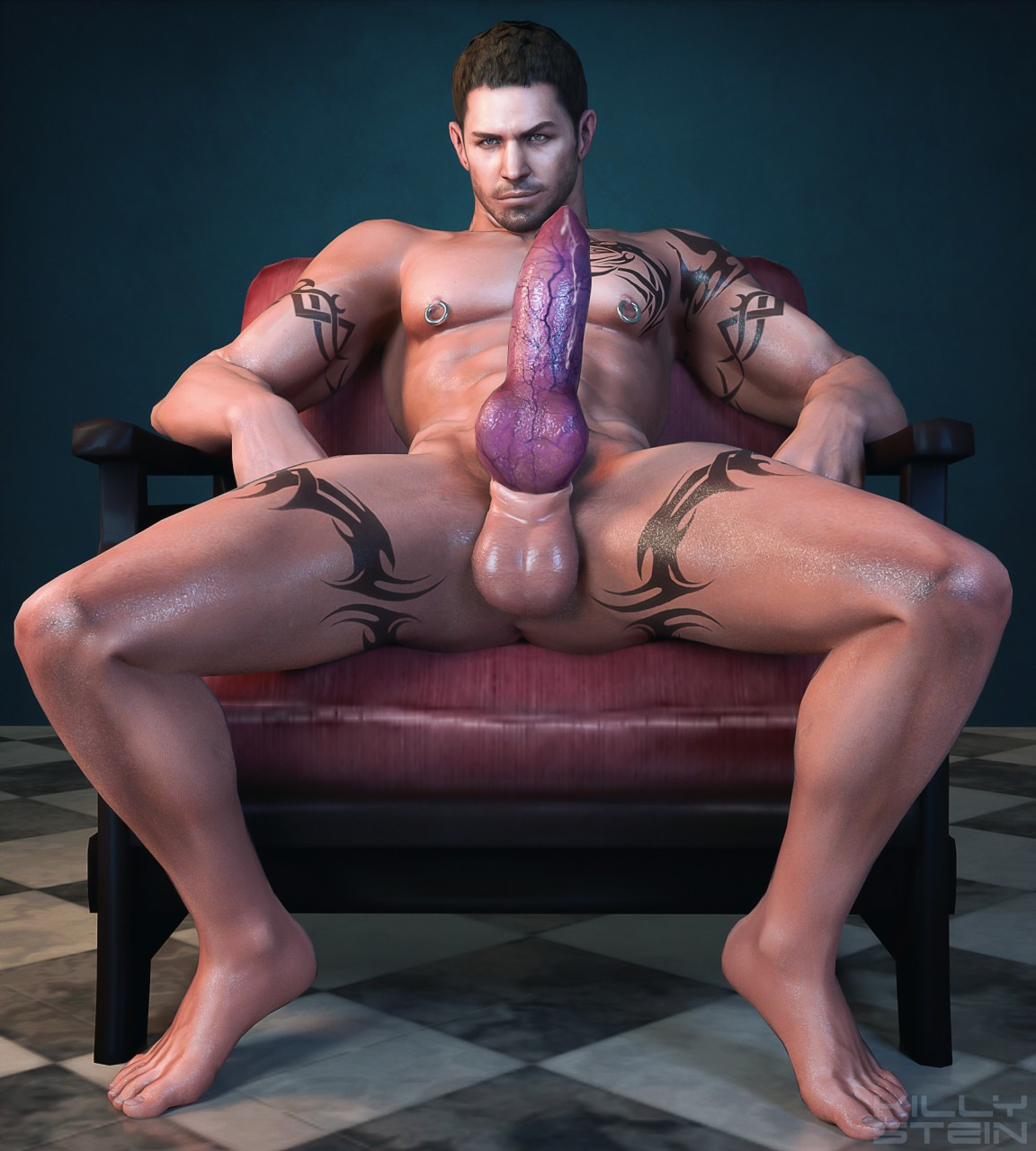 Free gay hairy muscle videos
