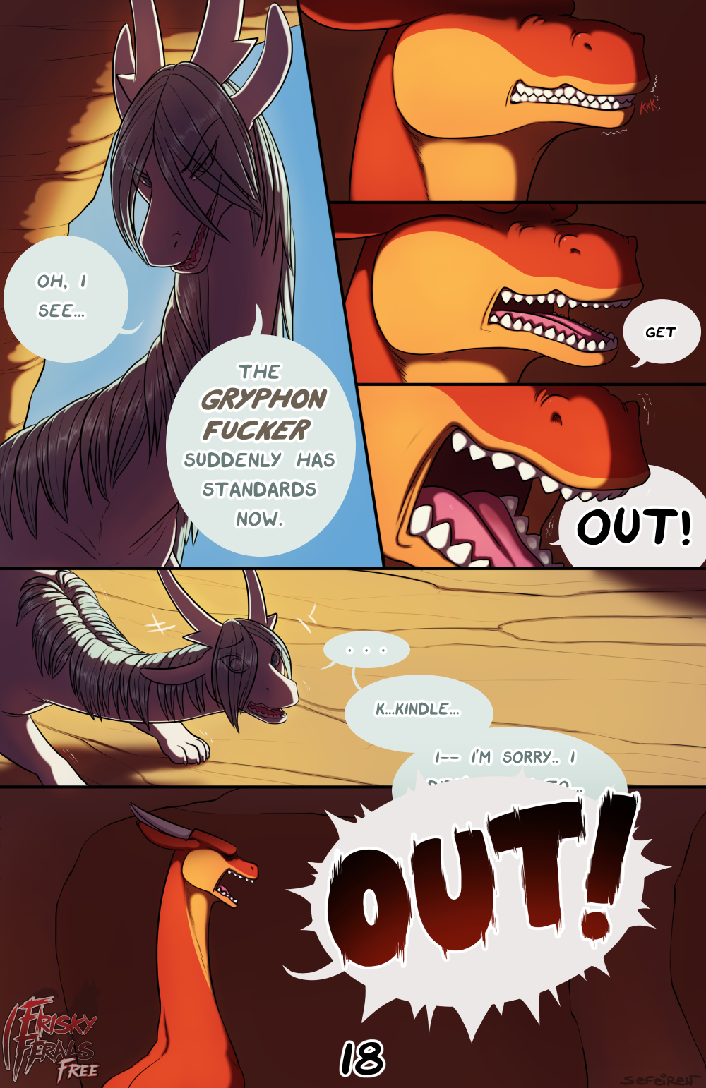 Furry Henta Comics with pool: frisky ferals - family matters - e621