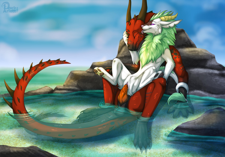 Пенис dragon