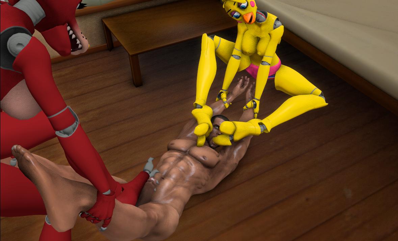 Chica en chica bondage sex