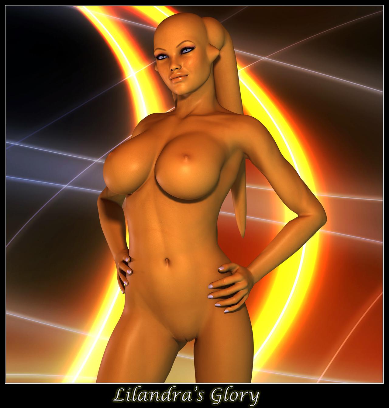 Twi'Leks Naked 96