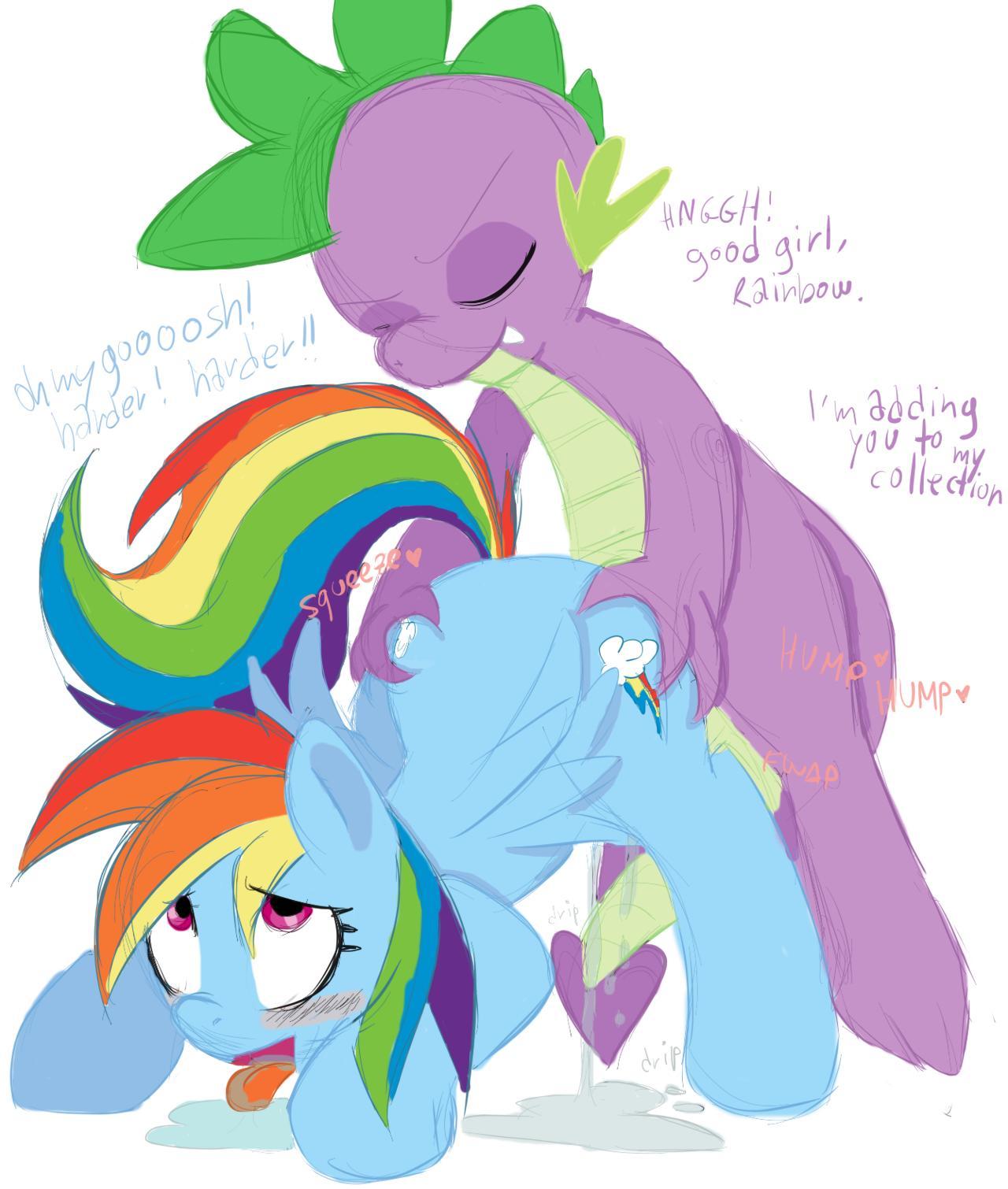 My little pony rainbow dash sex