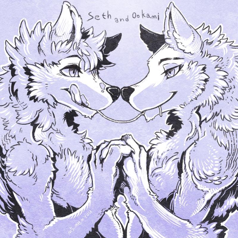 Anthro Arctic Wolf #852543: phorque - e62...