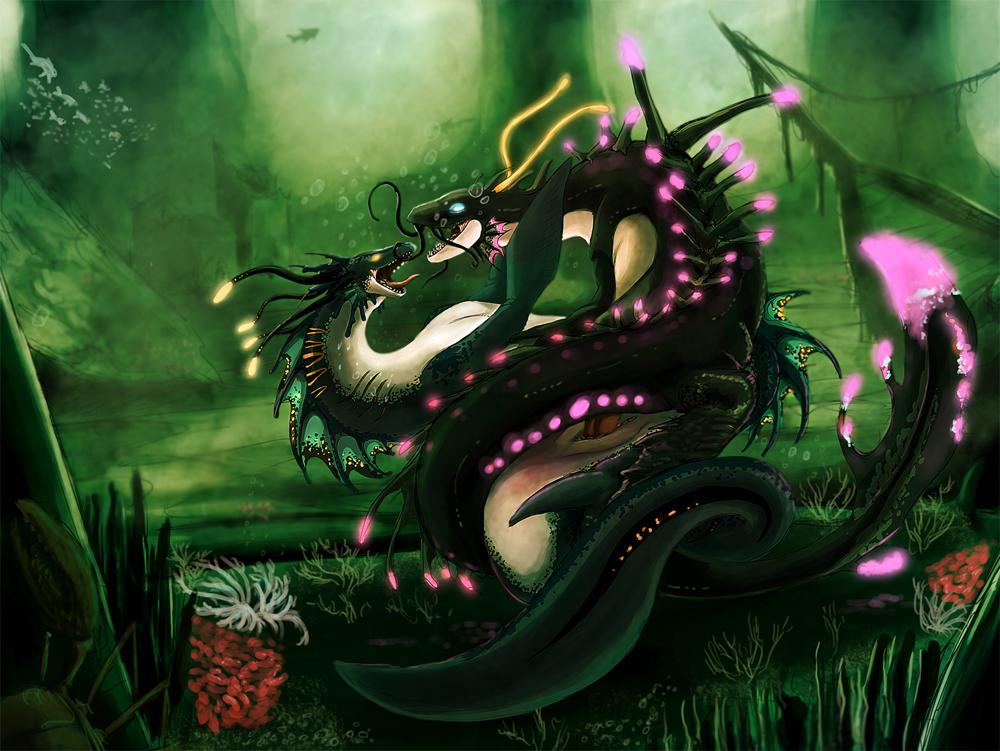 dragon herpy