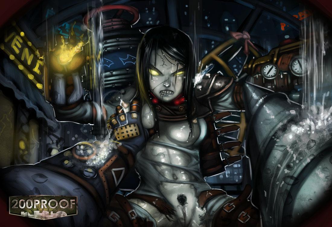 bioshock little sister nude Download