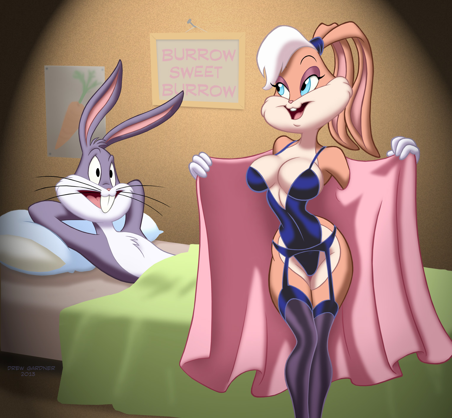 Bugs bunny порно