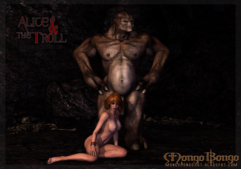 Секс женщина и троль 1 фотография