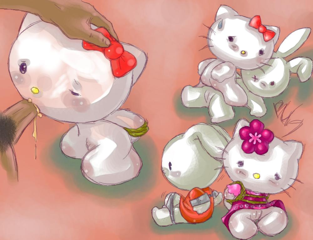 Boobs Hello Kitty Nude Pics