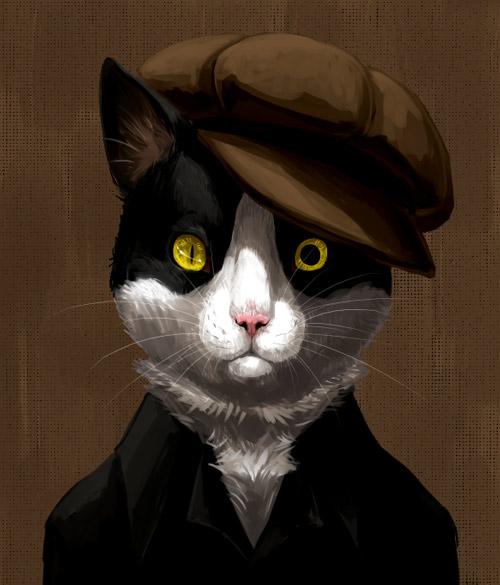 the cat rapper