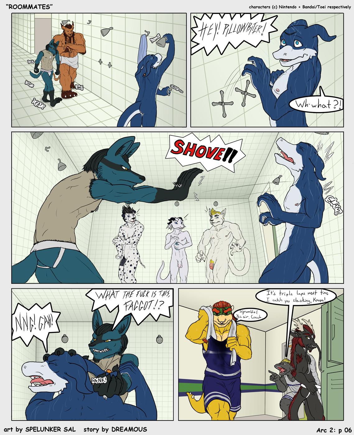 Gay digimon hentai comics