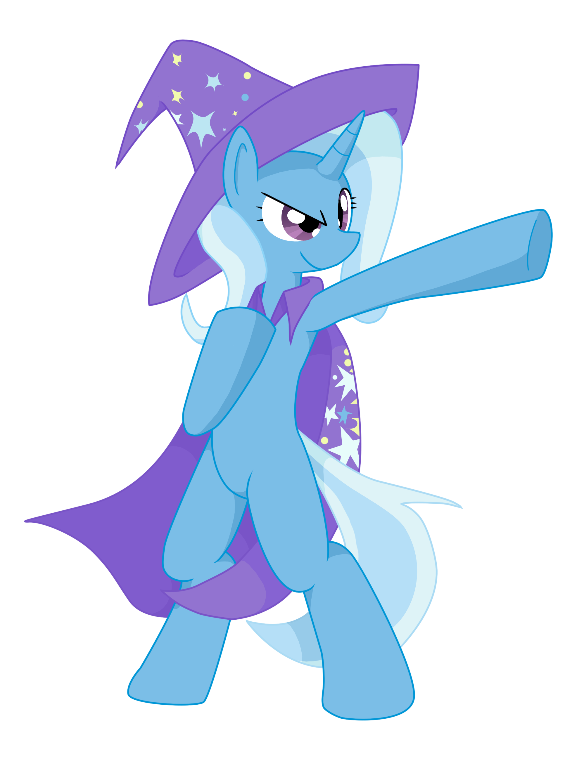 Eyes Rockmanzxadvent Solo Transparent Background Trixie Mlp Unicorn