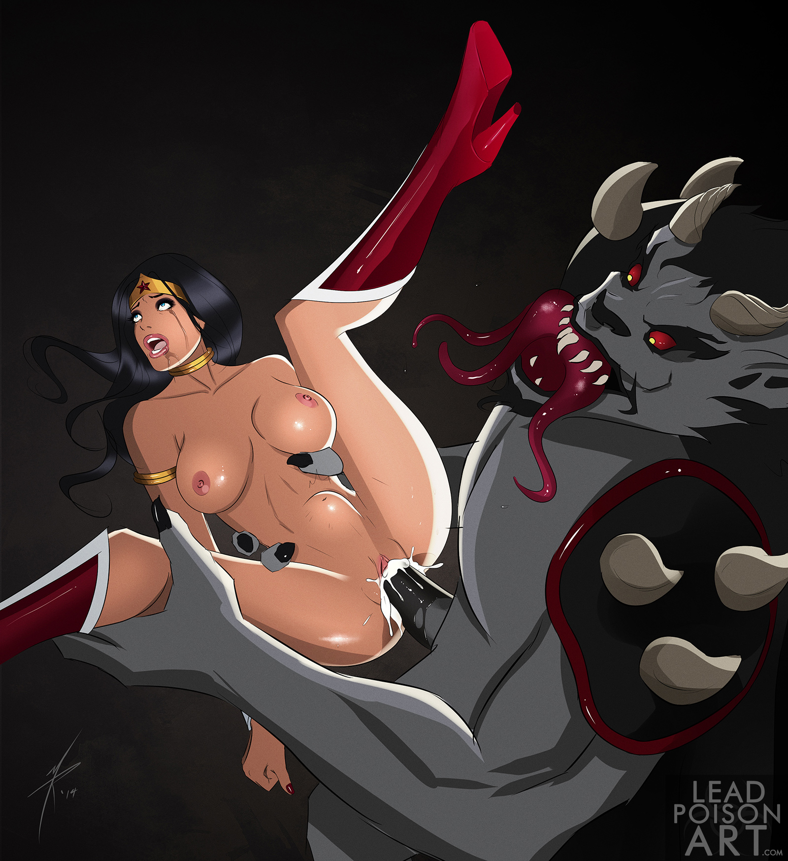 Female Superhero Hentai inside 711976: leadpoisonart - e621