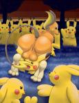 3_toes absurd_res ambiguous_gender anus backsack balls bite butt female feral group harem hi_res hindpaw humiliation male male/male mewscaper nintendo paws perineum pikachu pokémon raichu rear_view soles story story_in_description tea_bagging toes video_games voyeur  Rating: Explicit Score: 4 User: Mewscaper Date: April 24, 2016