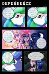 2015 bat_pony comic dialogue digital_media_(artwork) earth_pony english_text equine female feral friendship_is_magic horn horse mammal my_little_pony pony princess_cadance_(mlp) princess_celestia_(mlp) princess_luna_(mlp) text twilight_sparkle_(mlp) vavacung winged_unicorn wings  Rating: Safe Score: 2 User: Robinebra Date: October 13, 2015